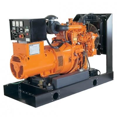 Máy phát điện công nghiệp IVECO máy trần GE NEF 85M